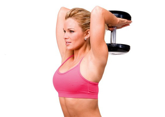 Triceps-workout-women