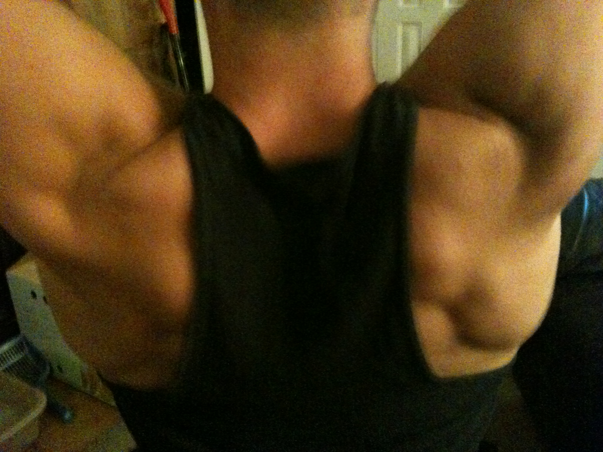 Shoulder Workout Time!