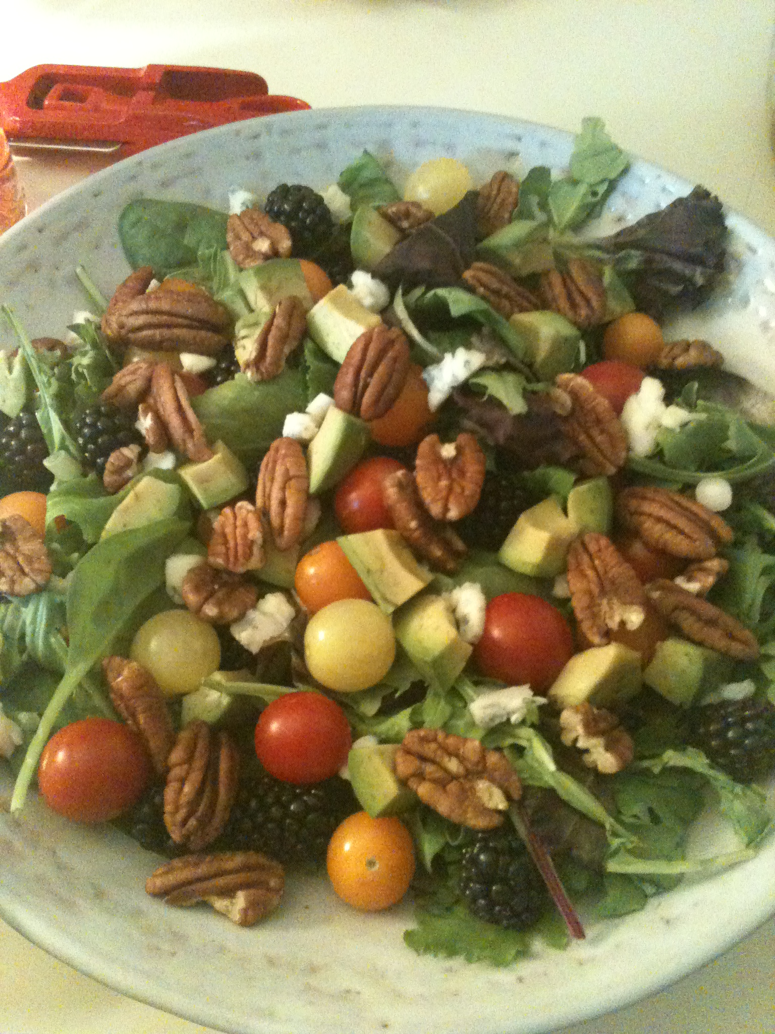 Marga's Beautiful Salad