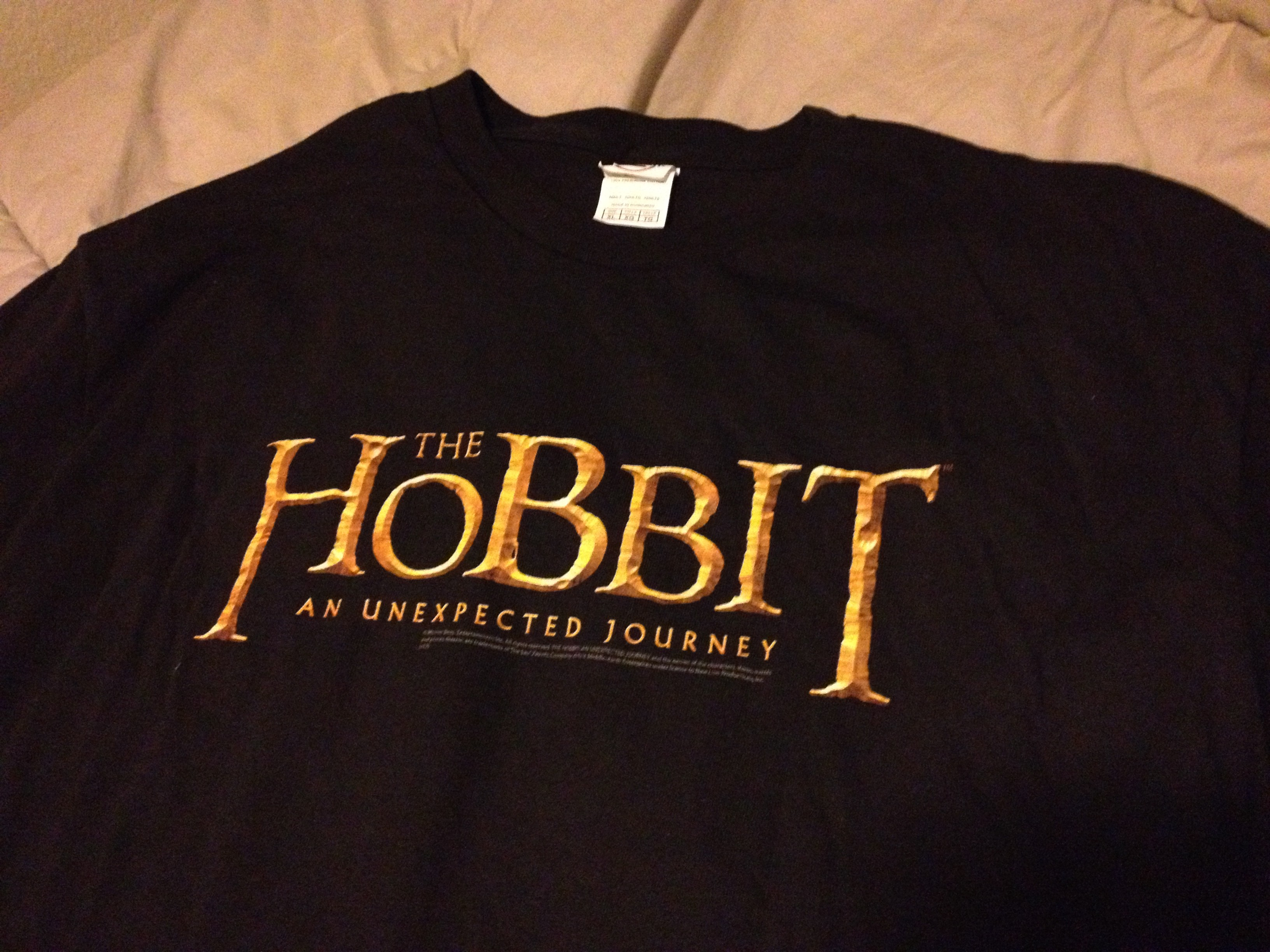 Sick Hobbit Shirt