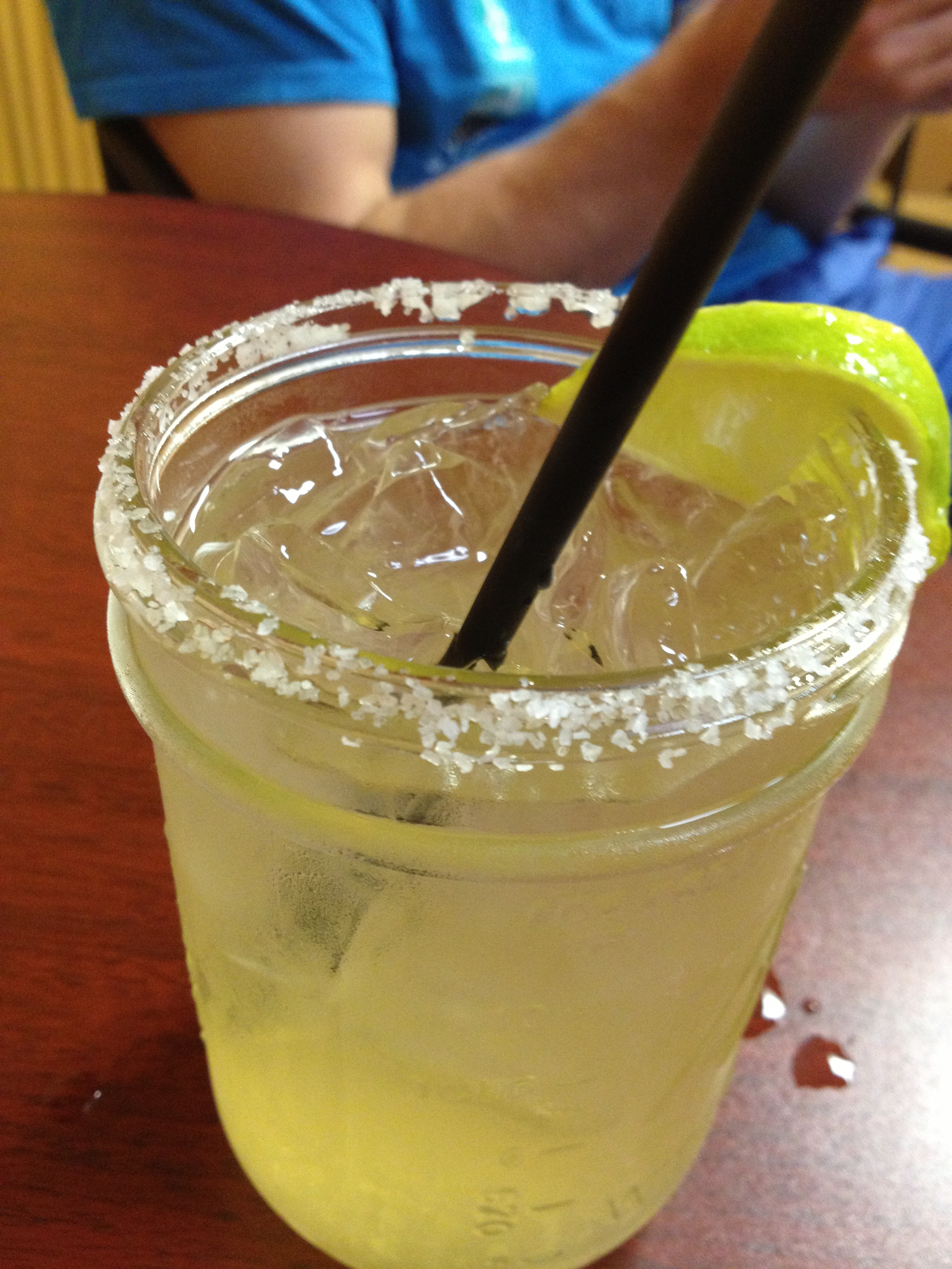 Great margarita!