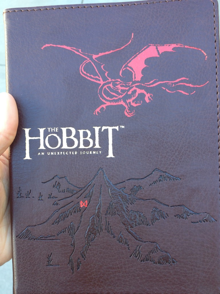 Had to get this journal for the trip