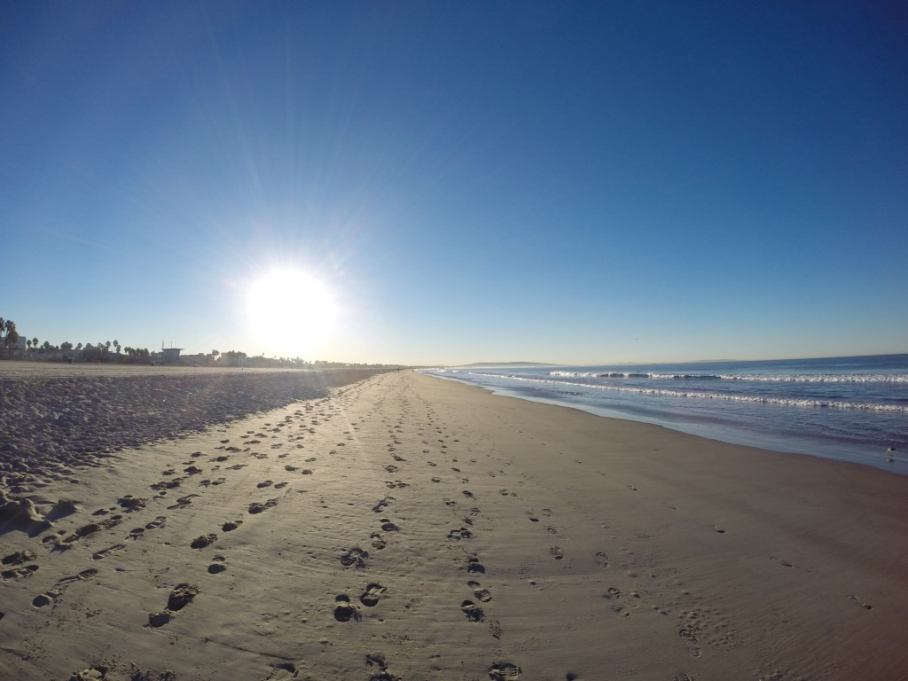 Beautiful picture from the GoPro camera