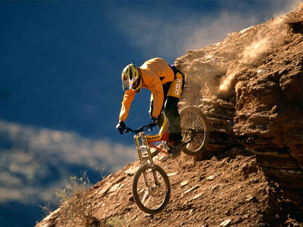 mountain-bike-downhill