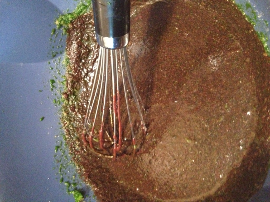 Whisk that mixture!