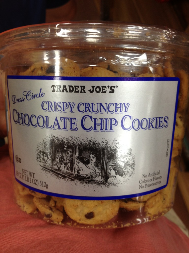 Delicious product of Trader Joe's...perfect for watching the Amazing Spider-Man !