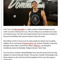 Hungry got featured in Barbell Brigade's newsletter!