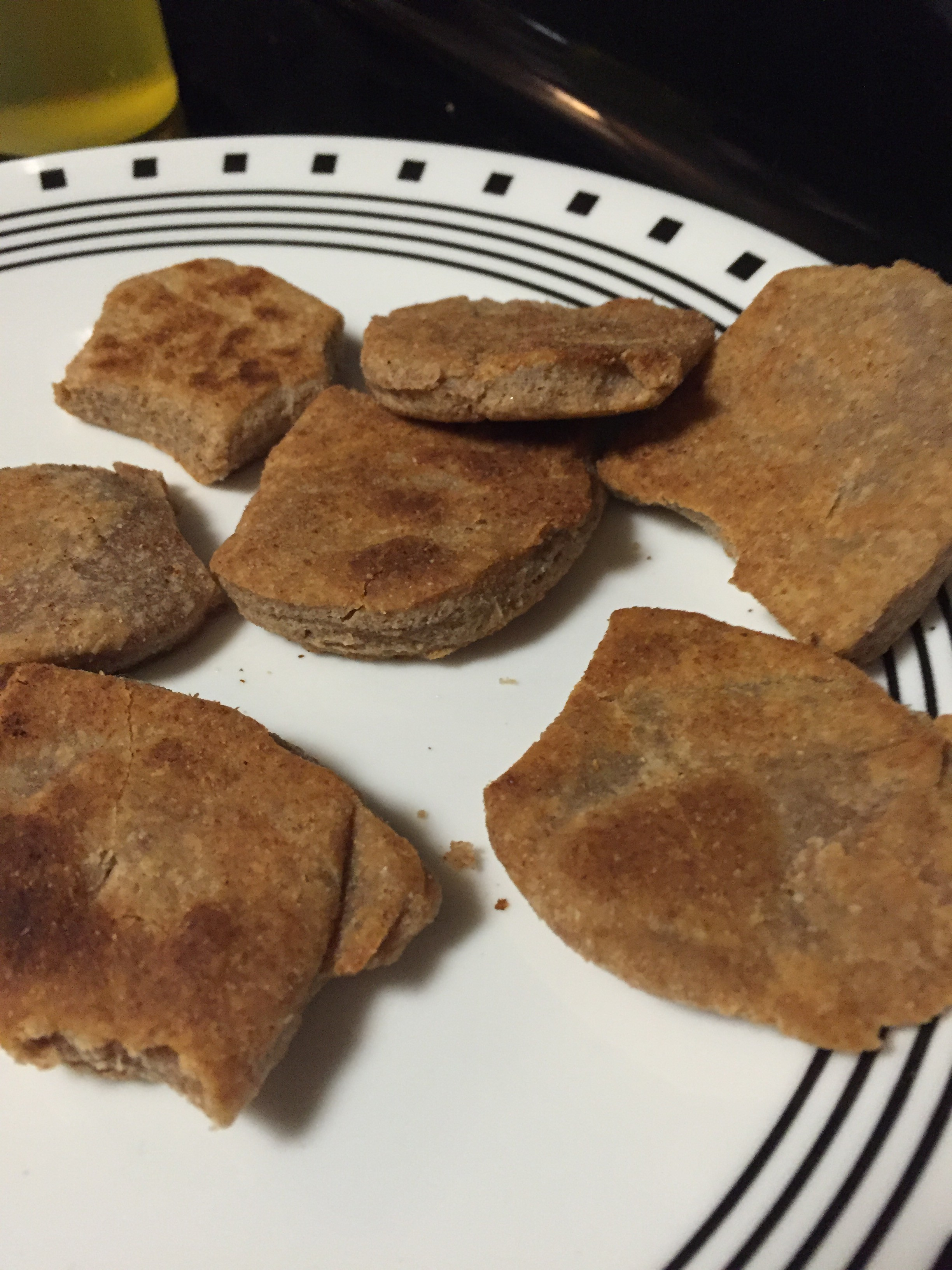 Whole Wheat Medieval Honey Biscuits Hungry And Fit