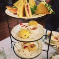 Remembered Nana by having High Tea with the family