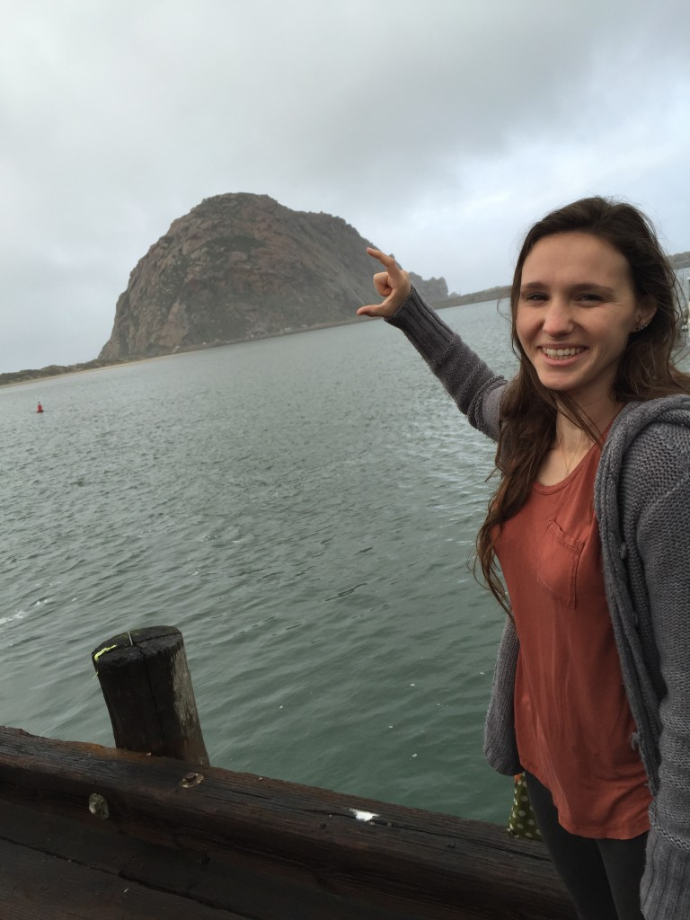 Next stop was gorgeous Morro Bay