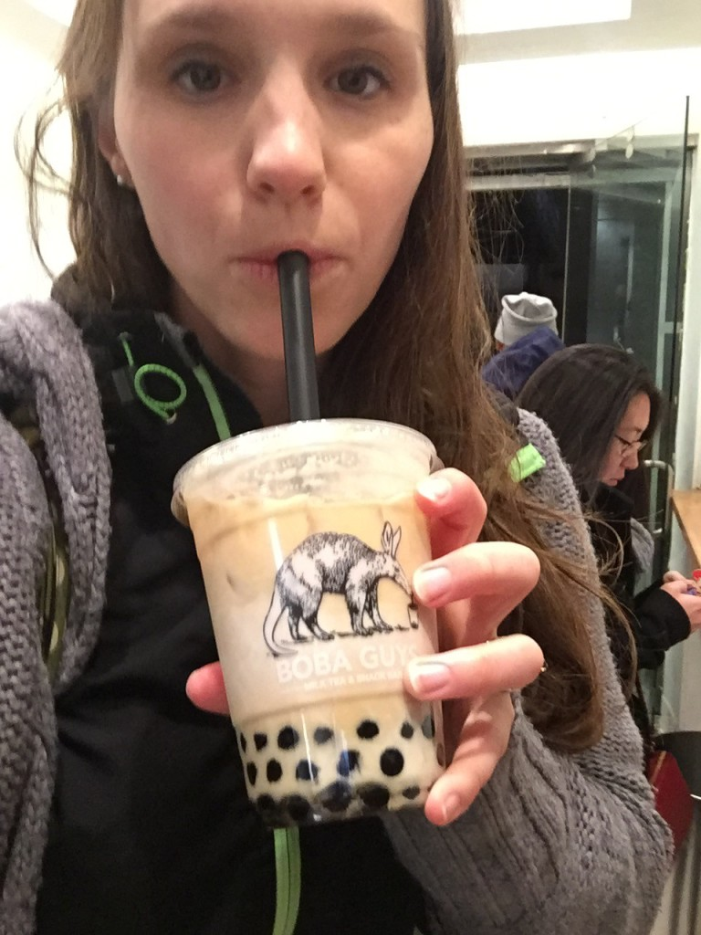 Great boba!