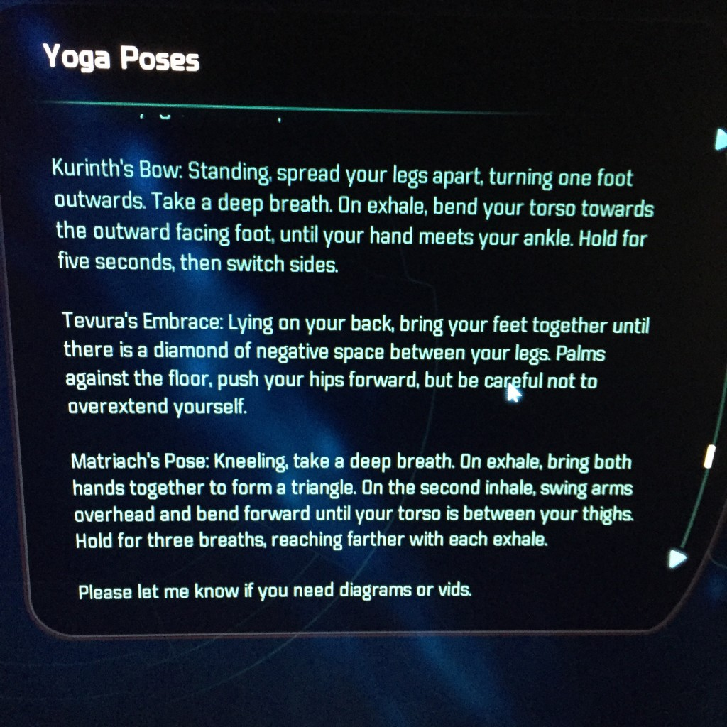 Some funny messages from in-game...we are really enjoying it so far! 12ish hours in