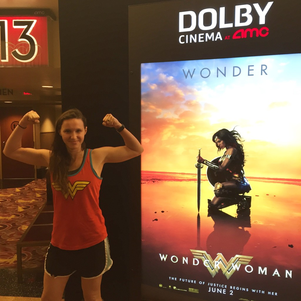Saw Wonder Woman and loved it....review coming soon