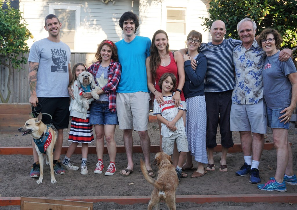 We had a great 4th of July--family fun BBQ!