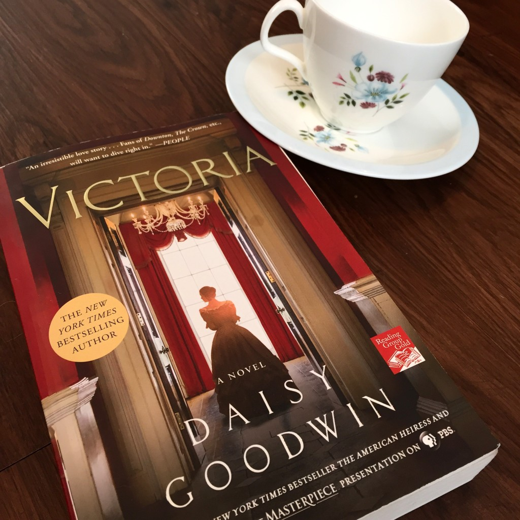 Finished Victoria -- great read!