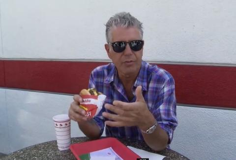 6d839acae8 Remembering Anthony Bourdain - hungry and fit