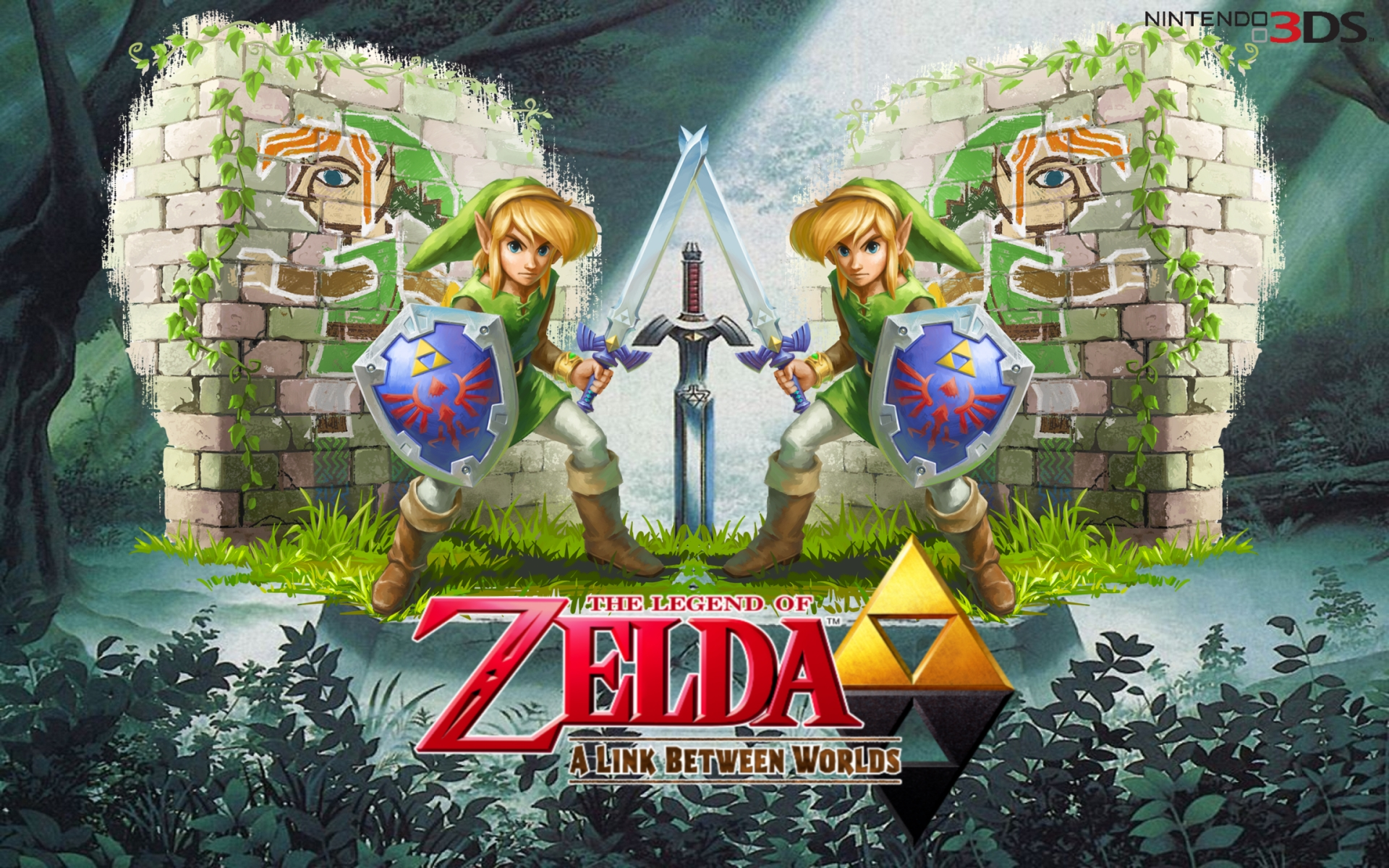 The Legend Of Zelda A Link Between Worlds A Review By A Nerd